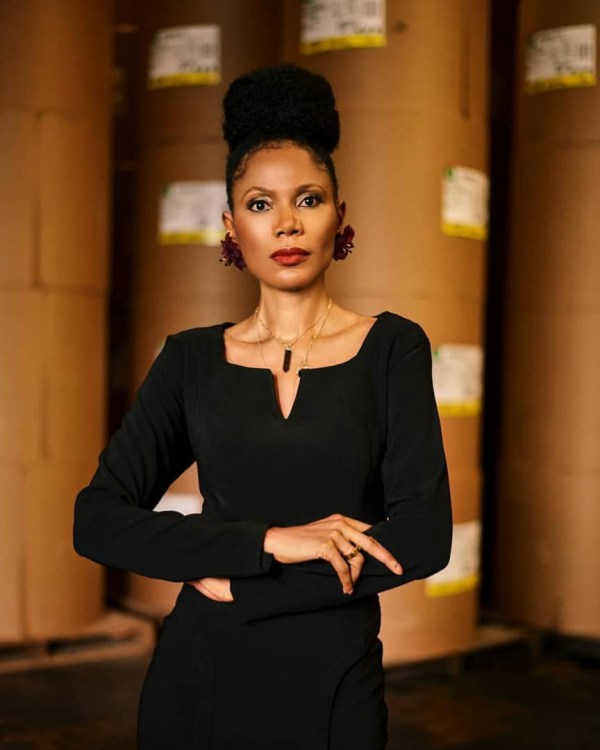 5c860a01d5754 - Media personality, Funmi Iyanda New Dazzling Photos
