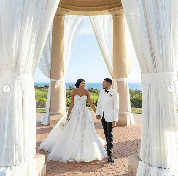 5c866e22b04e6 - So beautiful! Chance The Rapper shares more stunning photos from his wedding