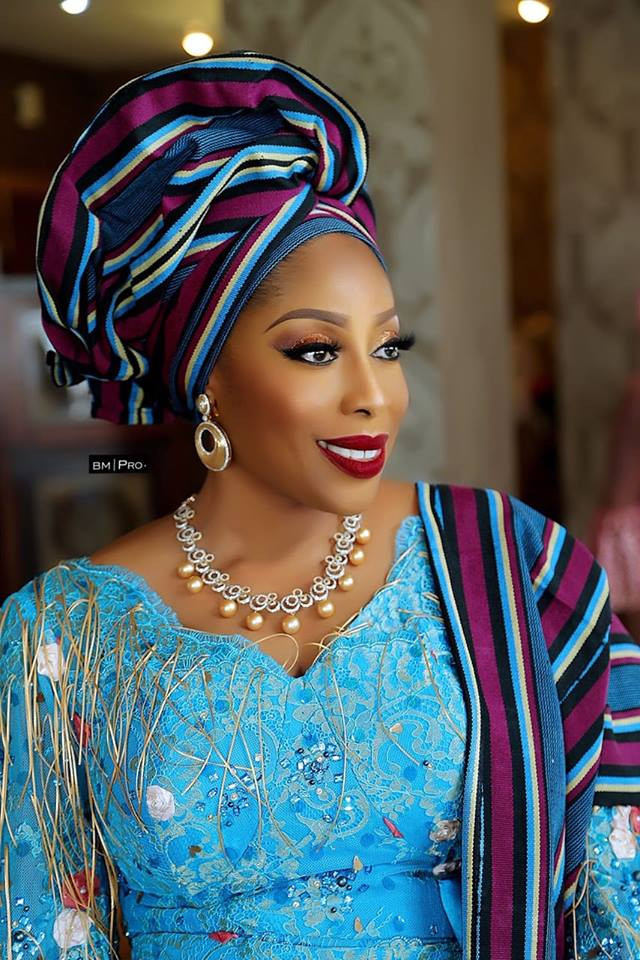 5c98ab8d4b455 - [Photos]: Mo Abudu's exquisite look to her daughter's wedding is a must see