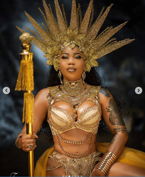 7 - Oh Wow! Toyin Lawani releases new drop-dead gorgeous images as she turns 37(Photos)