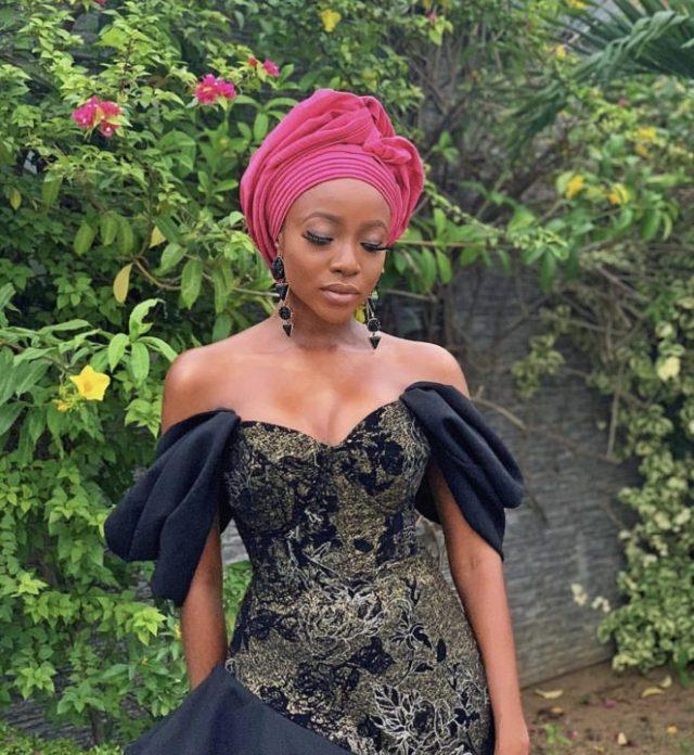 [Photos]: Celebrities storm the wedding of Mo Abudu's daughter