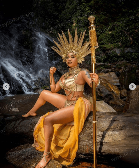 9 - Oh Wow! Toyin Lawani releases new drop-dead gorgeous images as she turns 37(Photos)