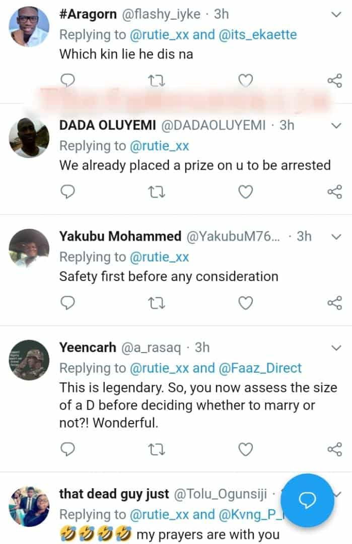 9006693 img20190318wa0009 jpegdf1cb51c62b1fc5f0599b2d47222303f - Lady Rejects Marriage Proposal Because Of D Size