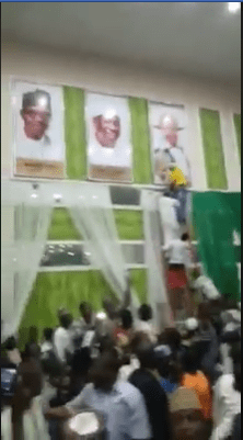 9046752 capture2 pngfdb798da0d21a76197f159a35c1fcd40 - #KanoRerun: APC supporters destroy Emir's potrait in Government House [See pictures]