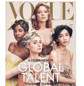 Capture 28 - [Photo]: Adesua Etomi graces the cover of Vogue Magazine