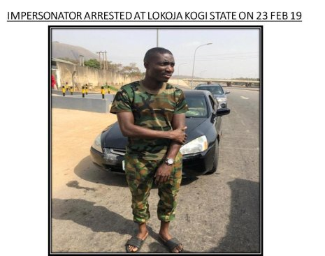 D1TdFaNWwAAtlOs - See pictures of fake military officers on parade during elections