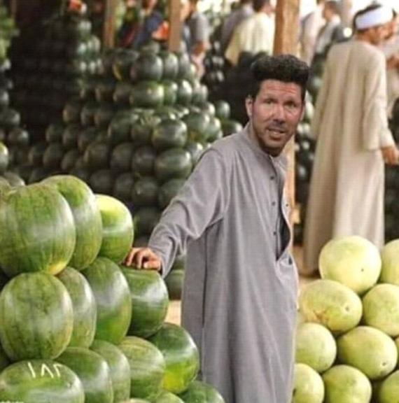 diego simeone watermelons