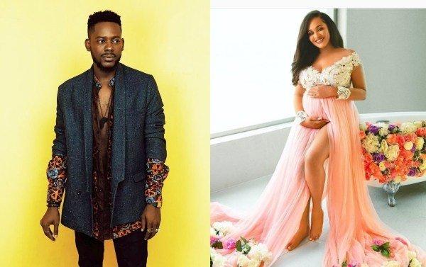 D2 kLpsWkAAQgE3 - 'One of the hardest secrets I have had to keep' – Adekunle Gold talks Tania Omotayo's pregnancy