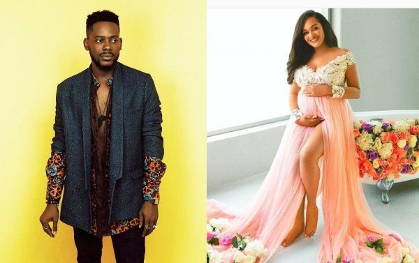 D2 kLpsWkAAQgE3 - 'One of the hardest secrets I have had to keep' – Adekunle Gold talks Tania Omotayo's pregnancy