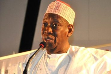 #KanoRerun: Ganduje strikes gold in Nasarrawa local government