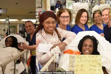 Nigerian Woman Delivers Sextuplets In 9 Minutes