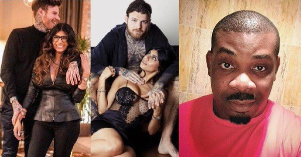 Ol fwMPS - Mia Khalifa's Engagement: Don Jazzy Defends Porn Stars