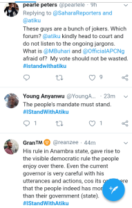 Screenshot 20190305 0641482 - Nigerians React to PDP's decision to go to court [see pictures]