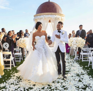 Screenshot 20190311 074725 768x750 - Chance The Rapper ties the knot with his longtime girlfriend Kirsten Corley (Photos)