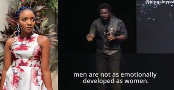 Simi Tackles Pastor Kingsley Okonkwo On Social Media