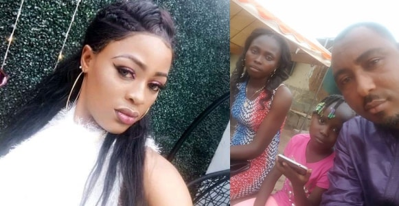 Stephanie Idolor is greedy and a scammer Man who visited Successu2019 mum narrates - Lady Who Recorded Success's Viral Video, Stephanie Idolor Is Greedy And A Scammer – Nigerian Man Narrate