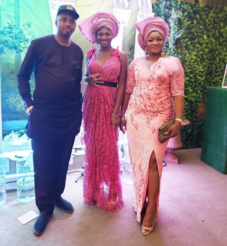 Temidayo Ted Abudu Adebola Makanjuola Traditional Engagement AsoebiBella BellaNaija 26 768x833 - [Beautiful Photos]: Asoebi Guests At Media Mogul, Mo Abudu's Daughter's Wedding