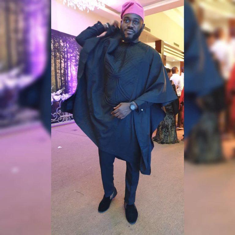 Temidayo Ted Abudu Adebola Makanjuola Traditional Engagement AsoebiBella BellaNaija 28 768x768 - [Beautiful Photos]: Asoebi Guests At Media Mogul, Mo Abudu's Daughter's Wedding