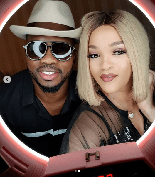 b - Adaeze Yobo and husband Joseph Yobo are lovely in new photos