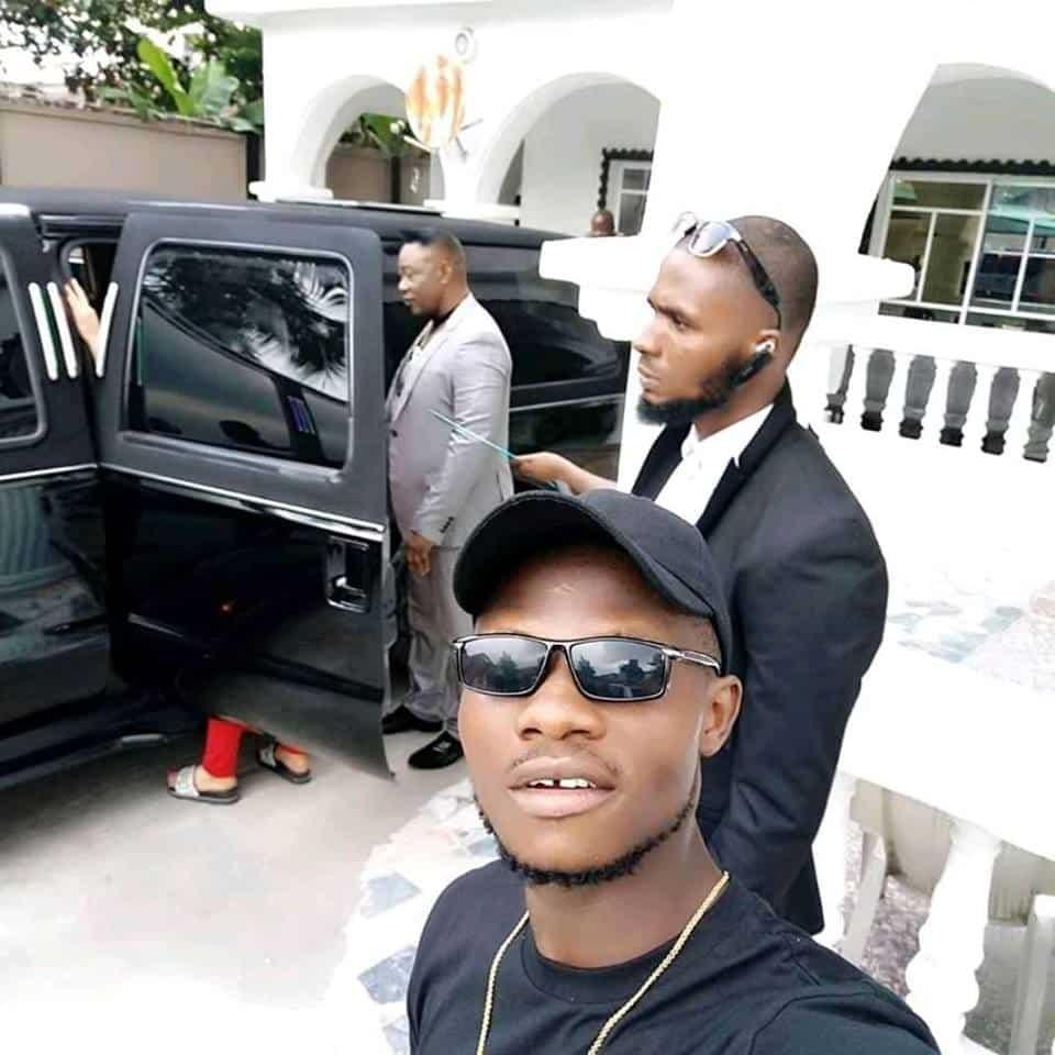 bado 2 71 - Nigerian Pastor Shows Off His Third Hummer Limousine – Watch