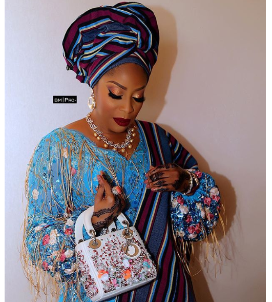 c 2 - [Photos]: Mo Abudu's exquisite look to her daughter's wedding is a must see
