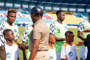 U23 Eaglets Qualify For AFCON Next Round