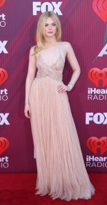 elle fanning arrives at the 2019 iheartradio music awards news photo 1130566151 1552607363 - See all the red carpet looks from the 2019 iHeartRadio Awards