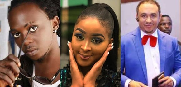 Between Actress Etinosa And Waconzy Over Daddy Freeze Comment
