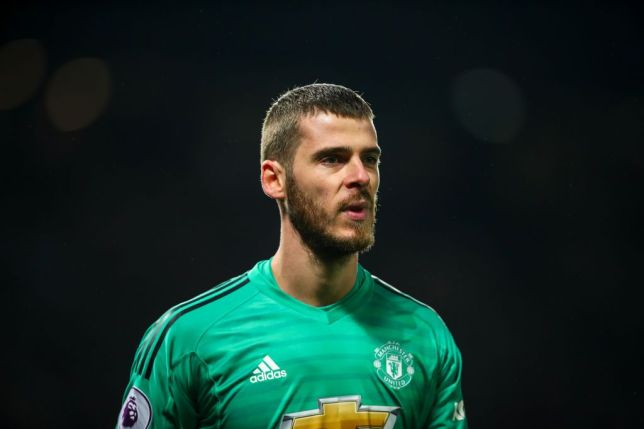 De Gea To Leave Manchester United After PSG Offer Him £350,000-a-Week Deal