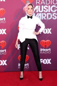 halsey attends the 2019 iheartradio music awards which news photo 1135846178 1552605361 - See all the red carpet looks from the 2019 iHeartRadio Awards