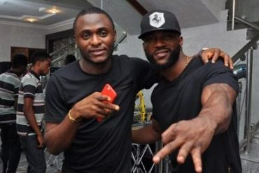 Nigerians Throw Mud At Ubi Franklin For Suggesting That Iyanya Assaulted Yvonne Nelson While Dating