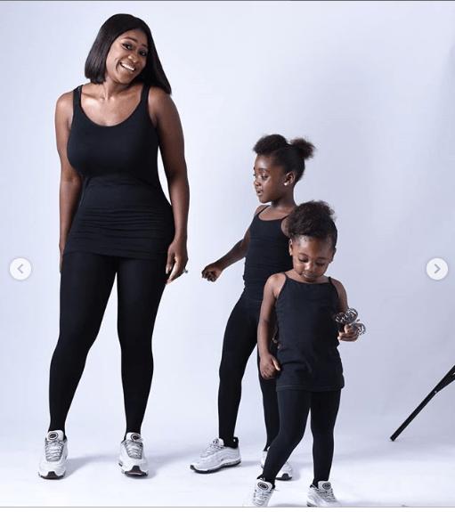 l 12 - Mercy Johnson-Okjie reveals her biggest fear in life.