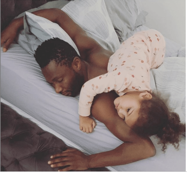 l 2 - This photo of Mikel Obi and his daughter Ava is all you need to see today!