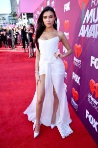 madison beer attends the 2019 iheartradio music awards news photo 1135847462 1552605245 - See all the red carpet looks from the 2019 iHeartRadio Awards