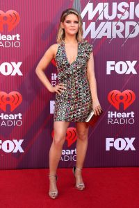 maren morris attends the 2019 iheartradio music awards news photo 1135849675 1552606782 - See all the red carpet looks from the 2019 iHeartRadio Awards