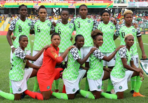 nigeria women super falcons 1mn9uvnh3vdva1m42fzi1fefap - Nigeria Climbs To 38th Position In FIFA Ranking
