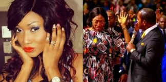 Actress Oge Okoye Reveals Why She Visited Pastor Alph Lukau For Deliverance