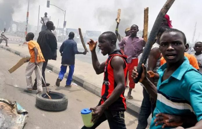 political violence - Kano Rerun Election: Political Thugs Attack Journalists