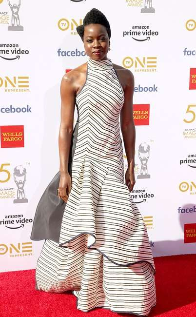 rs 634x1024 190330180726 634 Danai Gurira GettyImages 1139366496 - [Photos]: 2019 NAACP Awards: Checkout some of the best dressed celebrities on the red carpet