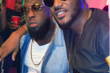 "[Video]: Is This What Timaya And Tuface Call ""Zanku""???"