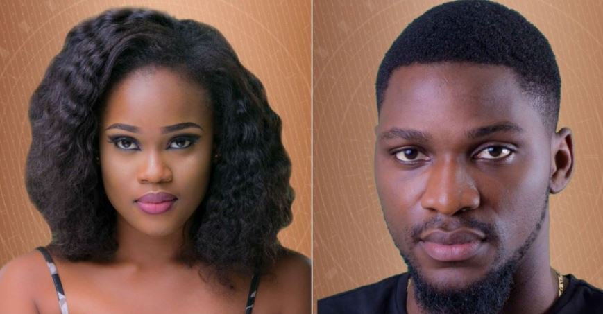 tobi cee 1 - Can You Believe This? Unapologetic Cee-C Says She Regret The Way She Spoke To Tobi In The House