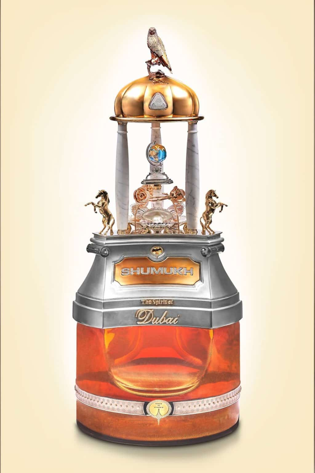 world expensive perfume - World's Most Expensive Perfume Launched In Dubai
