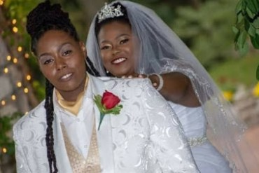 [Wedding Photos]: Nigerian Lady Marries Her Lesbian Partner