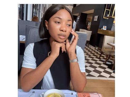 1 42 - 'I cry a lot' – Mocheddah reveals the struggle she passes through as an adult in Nigeria