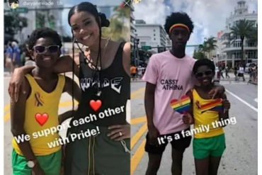 Gabrielle Union finally opens up on why she allowed her son attend a gay rally