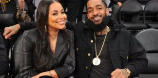 Checkout the tattoo of Nipsey Hussle Lauren London just got