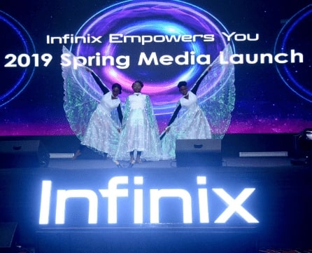 11 min - SMART AND EMPOWERED – Infinix Mobility launches the smartphone to Empower You – Hot S4 with 32MP A.I selfie camera – in grand style