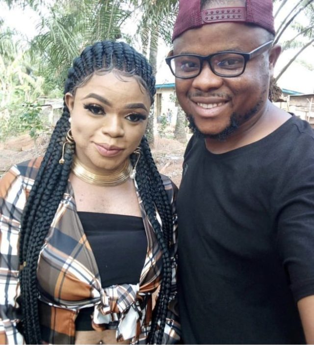 2 1 - [Photos]:Unfiltered pictures of Bobrisky surfaces online