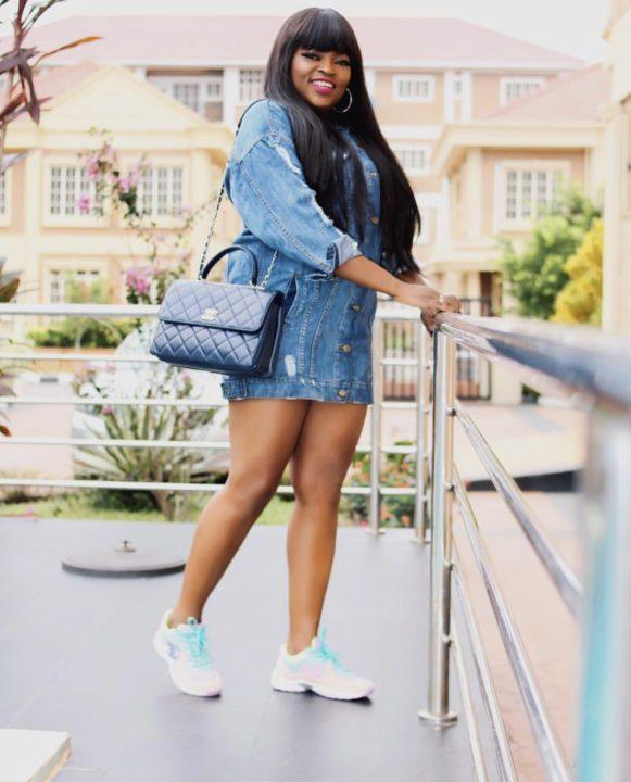 2CAC8D45 5B29 4542 8B26 60ABE0E423AC - [Photos]: Funke Akindele-Bello shares sexy new photos