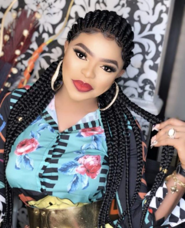 32 - [Photos]:Unfiltered pictures of Bobrisky surfaces online